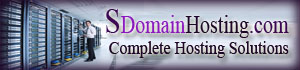 domain hosting solution